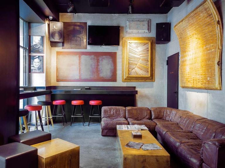 The Straf Bar