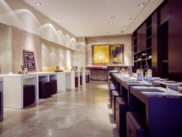 The Straf Restaurant