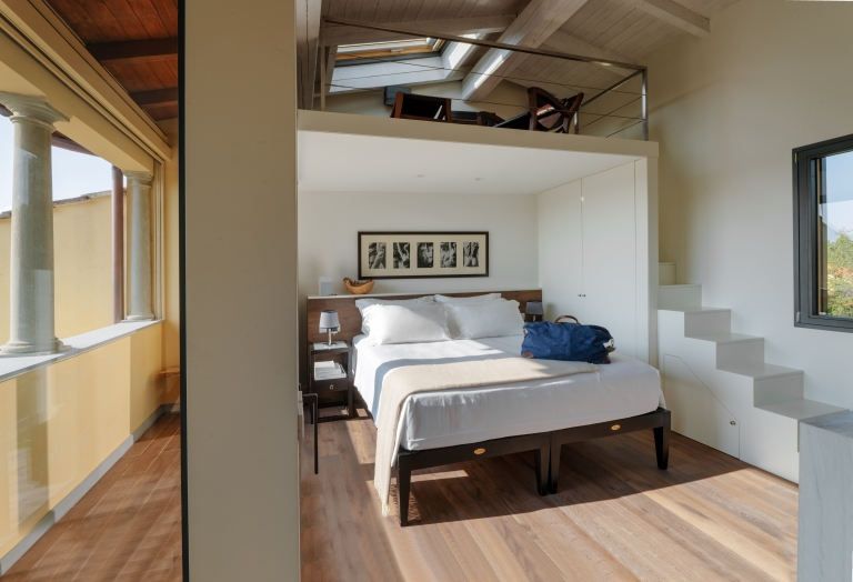 Master Suite with Views on Florence